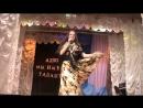 Виктория Мелькова с песней
