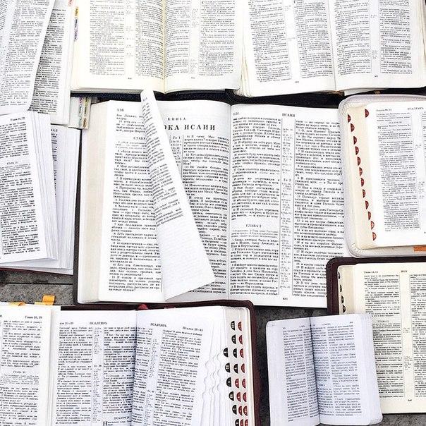 9 вещей, которые каждый должен делать во время чтения Библии
