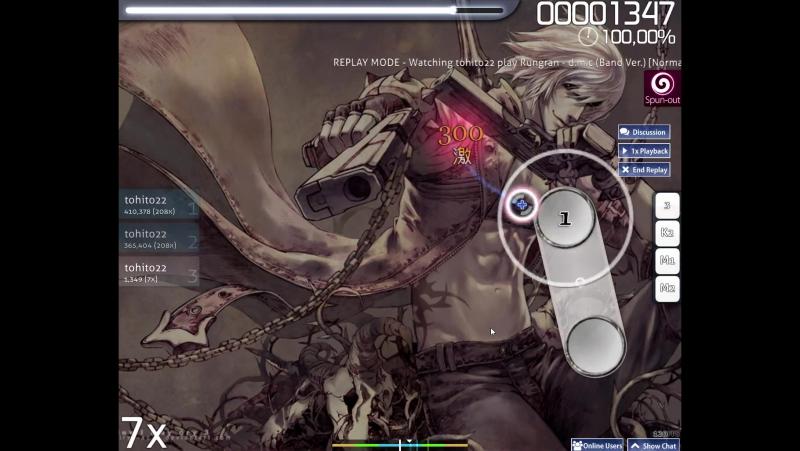 Rungran - Devil May Cry (Band ver.) by tohito22