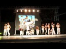 Cuba-Latin formation (Street Dance), Hollywood show part 1, Dance spirit studio