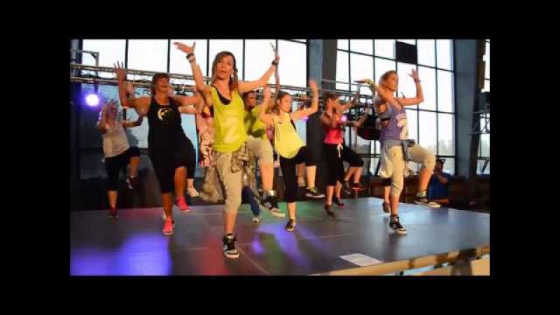 Zumba ® fitness - Cuba ~ Choreography by ZIN Jelena Prodanov ZIN Snezana Antonic