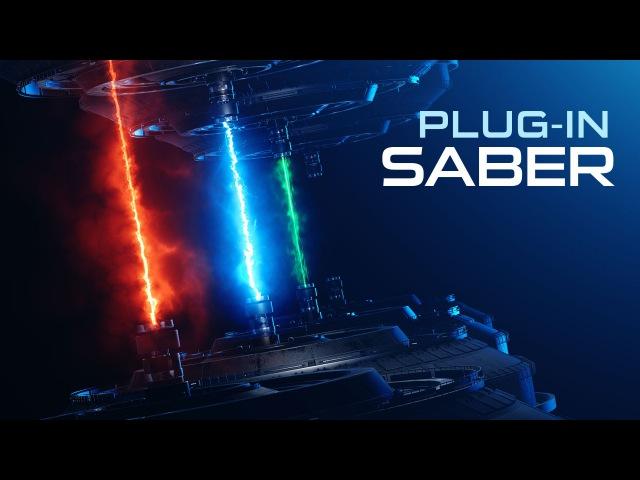 New Plug in SABER Tutorial 100% Free