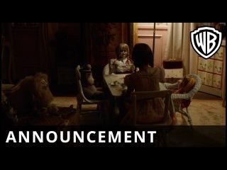 Annabelle 2 - Announcement Trailer - Warner Bros. UK