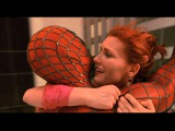 Spider-Man Saves Mary Jane From The Balcony (Original Version &amp Deleted Scene) - Spider-Man (1080p)