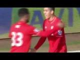 Норвич - Ливерпуль 4:5 Обзор матча 23.01.2016 HD