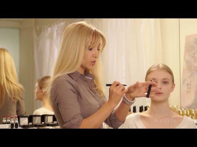 Образы: дневной макияж и яркий вечерний акцент от Марины Борщевской