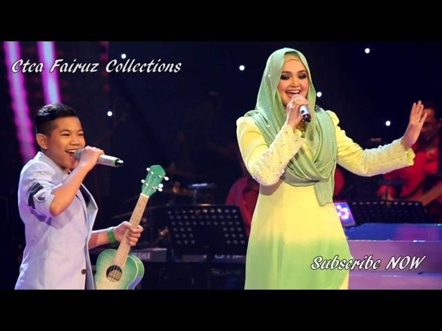 Dato Siti Nurhaliza dan Tegar Aku Yang Dulu live 2015 HD