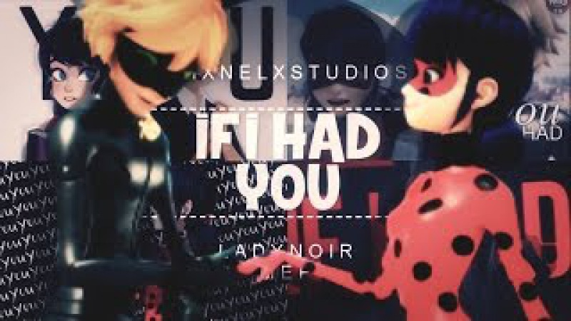 {cxs} if i had you ladynoir valentines MEP