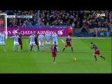 Messi Amazing Free Kick Goal - FC Barcelona vs Celta Vigo 1-1