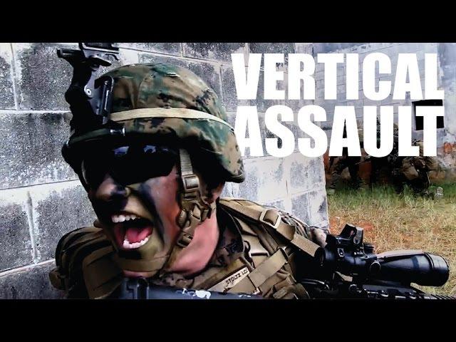 Welcome to the MEU | Vertical Assault