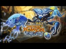 Nidaria Y Lotan - Monster Legends │ Future Monster (Animaciones)