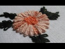 Hand Embroidery Designs | Double cast on stitch | HandiWorks 31