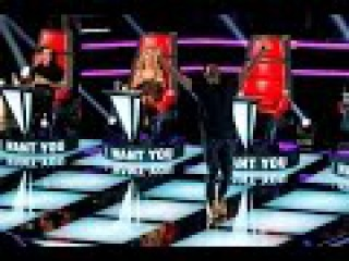 Top 10 all turn auditions The voice of USA (part1)