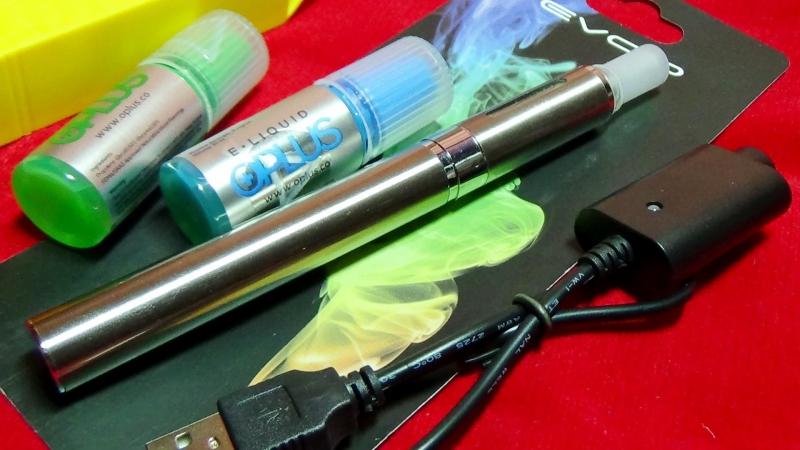 Электронная сигарета EVOD MT3 с Aliexpress.