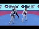 Bianca WALKDEN GBR vs Ida RADOS CRO Semifinal F 67