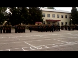 Присяга 2016 Шумиловская бригада Н.Новгород