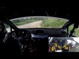 RALLY WHITE NIGHTS 2016 ONBOARD/INCAR #32