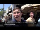 Головкин отказался сниматься в фильме Борат-2