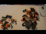 Лего Нинзяго Небесная акула 70601 Обзор - Lego Ninjago Sky Shark