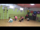 Advance 10-14 years old contemporary beginner