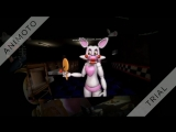 Fnaf Mangle And Toy Chica BFF - YouTube 720p