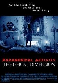 Actividad Paranormal: La Dimensión Fantasma (SIN CENSURA)