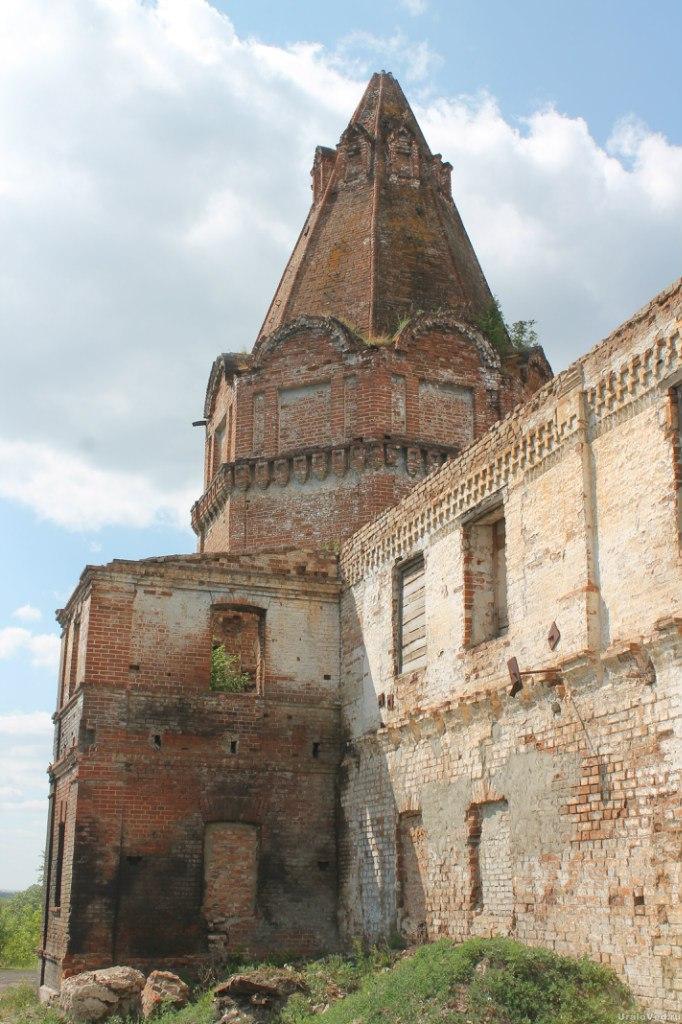 Башня в Далматово