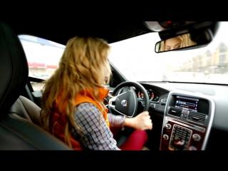 Volvo XC60_Тест-драйв в программе Москва рулит