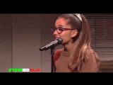 Ariana Grande ● Vocal Impressions (Rihanna,Britney Spears,Shakira…) on SNL ● March 2016 ● HD