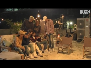 iKON - AIRPLANE MV BEHIND THE SCENES (JAPAN DVD Version) [рус. суб.]