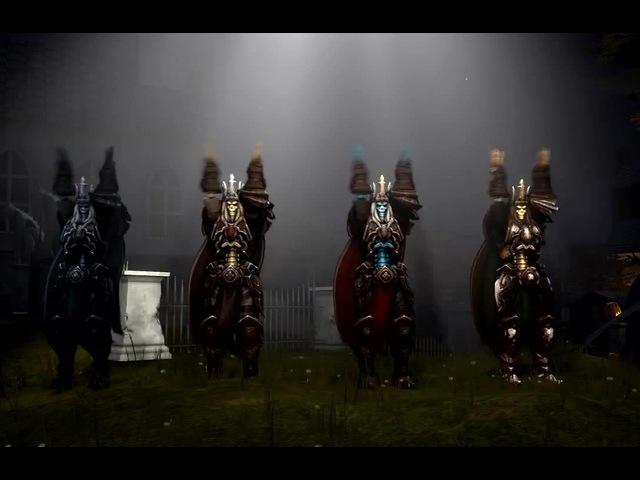 SFM - Heroes of the Storm - leorik Triller Dance