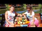 Все фрукты Таиланда  Очень сочное видео! Пальчики оближешь!  All about Thai fruts