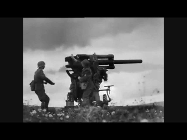 WW2 German anti tank weapons in Action-Panzerschreck,Panzerfaust,Puppchen,FlaK,Blendkörper etc.