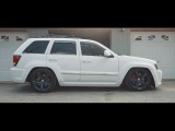 Anthony's Bagged SRT8  Fire &amp Ice