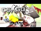 САМАЯ ХАРДКОРНАЯ ЗОМБИ МИССИЯ! - CS:GO (Мини-Игры)