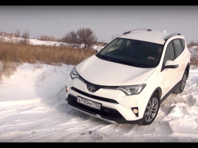 Toyota RAV4 2015 Обзор