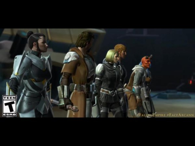 Star Wars The Old Republic Тизер трейлер 16 главы The Battle of Odessen