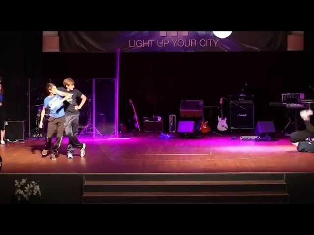Tanzcamp 2012 - Christian Dance Force - Glaubensgeneration (HD Vollversion)