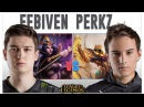 Febiven vs PerkZ LeBlanc vs Azir Pro Replays ★9