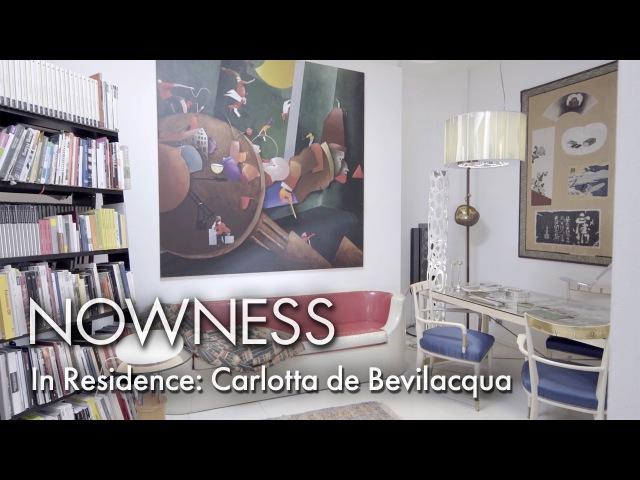 In Residence: Carlotta de Bevilacqua