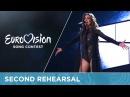 Iveta Mukuchyan LoveWave Вторая репетиция Армении на Евровидении 2016
