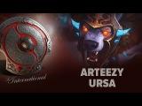 Arteezy (Ursa) - TEAM SECRET vs. FLIPSID3 TACTICS @ The International 2016