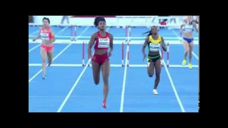 400m Hurdles Women's Semi-Final 3 - World Junior Championships Bydgoszcz 2016