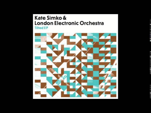 Kate Simko London Electronic Orchestra Tilted Seth Troxler Phil Moffa Remix VF201