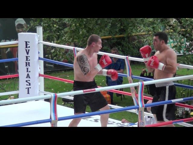 Ruslan FAYFER (RUS) VS Aziz BELAEV (UZB)