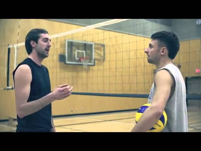 Как стать волейболистом