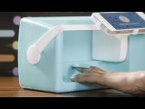 Бизнес идея: принтер для печати рисунков и изображений на ногтях