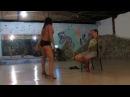 Приват танец стриптиз для любимого мужа от Остроуховой Ольги в лагере Олимп