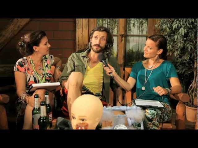 GOGOL BORDELLO - Talk Psychotherapy with Dr. Nina Dr. Sara | Therapy TV