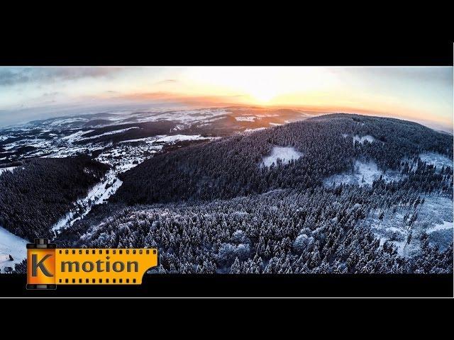 Góry Sowie - zima 2016